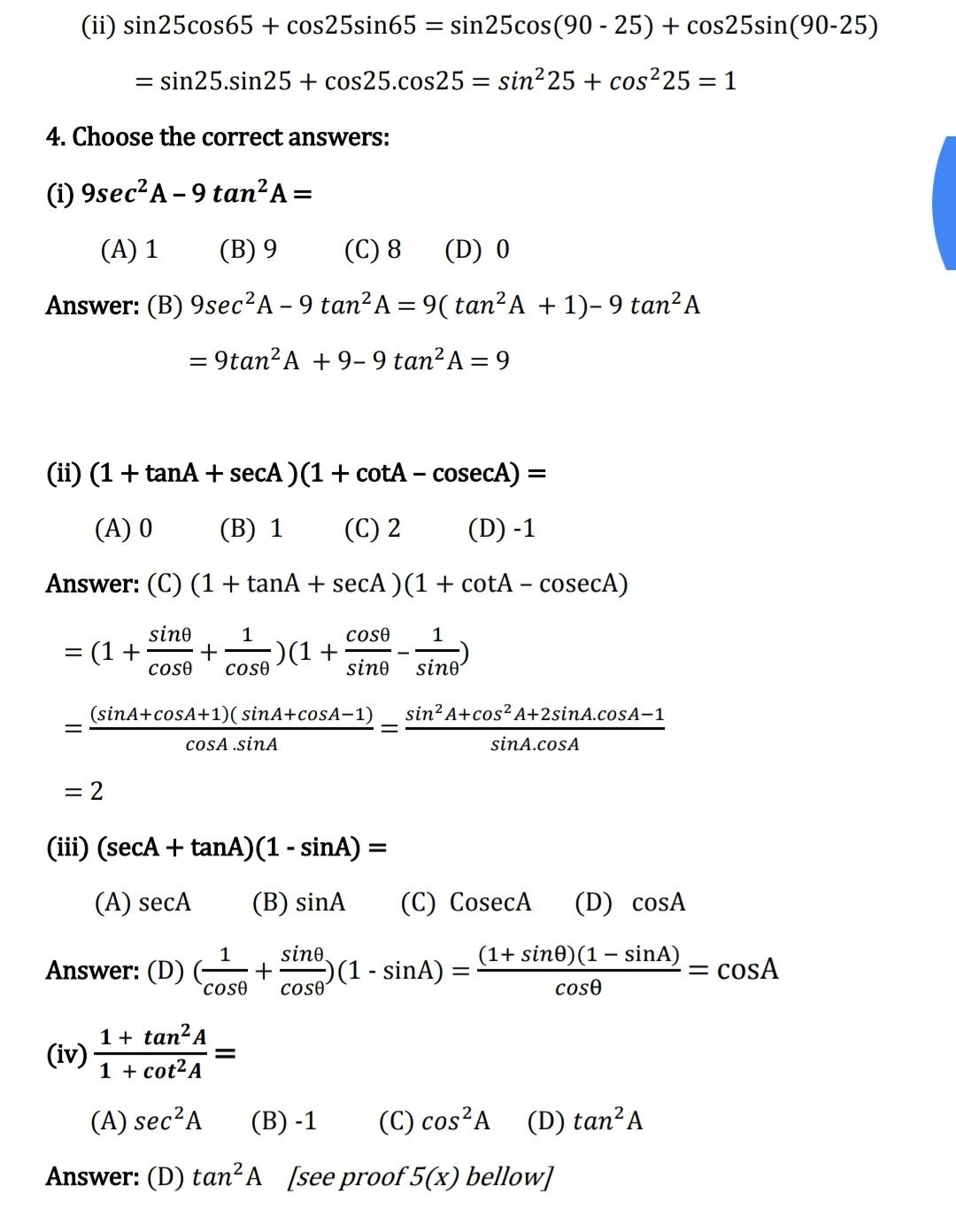Ncert 10 maths 8.4