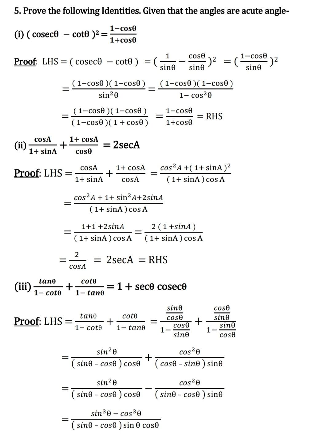 Ex 8.4 maths class 10