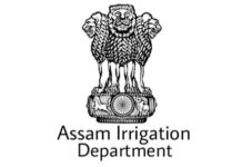 assam irrigation 2020 result