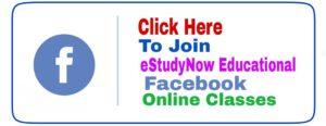 facebook estudynow online classes