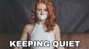 keeping Quiet Summary or Explanation in simple english