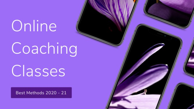 online coaching classes india 2020 2021