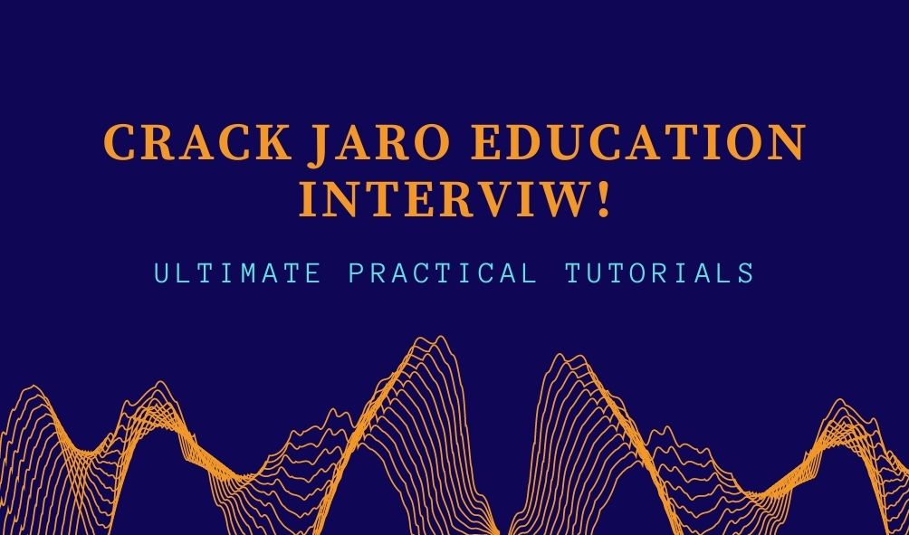 how to crack jaro education interview questions process