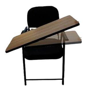 Studying reading chair with study pad