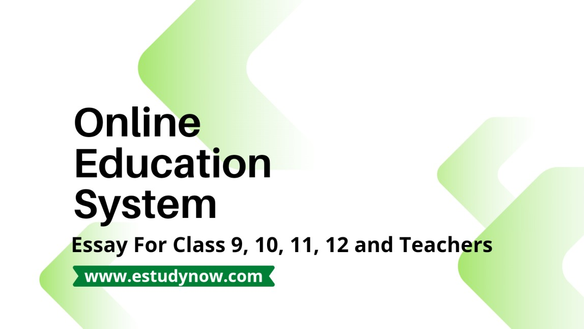 Essay Online Education System discussion Its Benefits and How It can be Improved Further